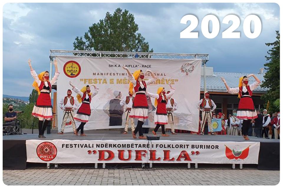 DUFLLA 2020